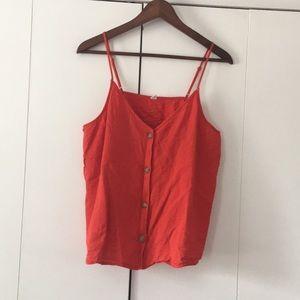 BP linen blend camisole